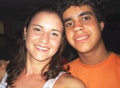 André Estevão e Eugênia Rosa