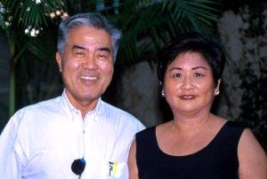 Ken e Diane Kudo